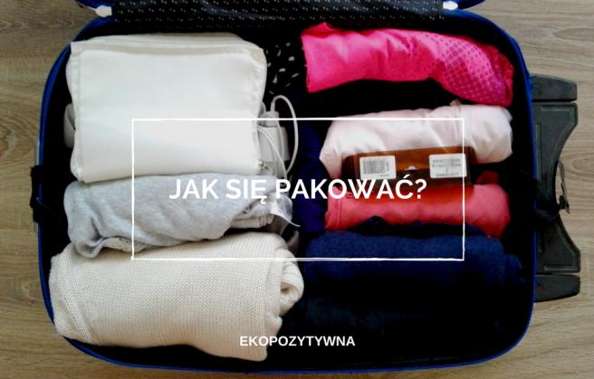 jak się pakować