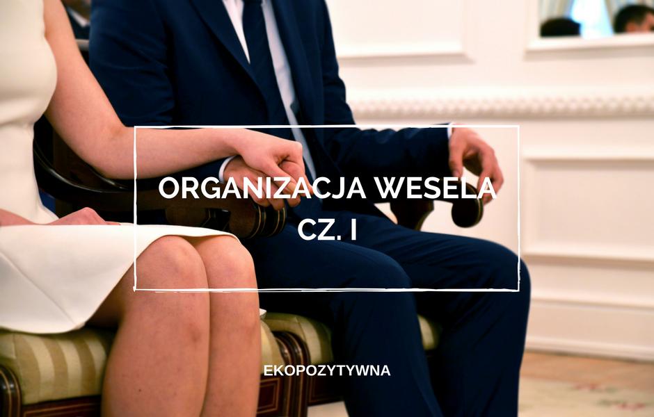 jak zorganizować wesele