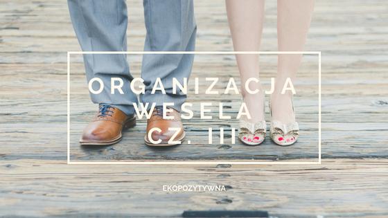 organizacja wesela suknia ślubna