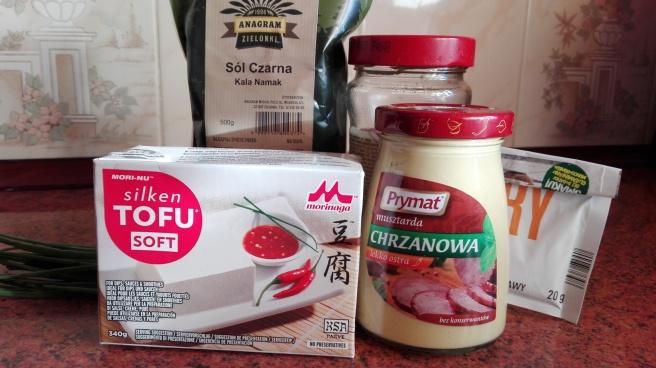 pasty z silken tofu