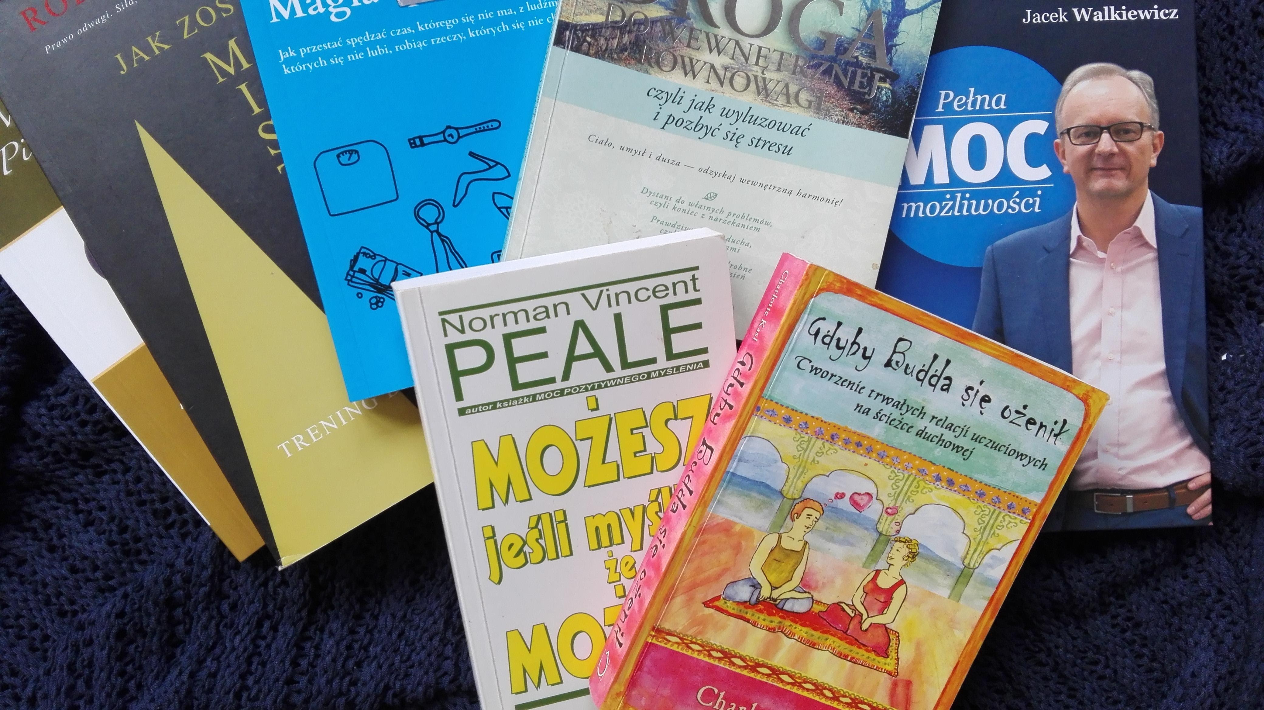 czy warto czytać książki o rozwoju osobistym